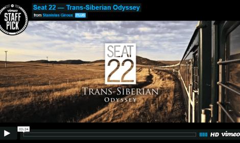 Seat 22 – Trans-Siberian Odyssey