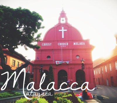 LIFE IS A JOURNEY | MALACCA