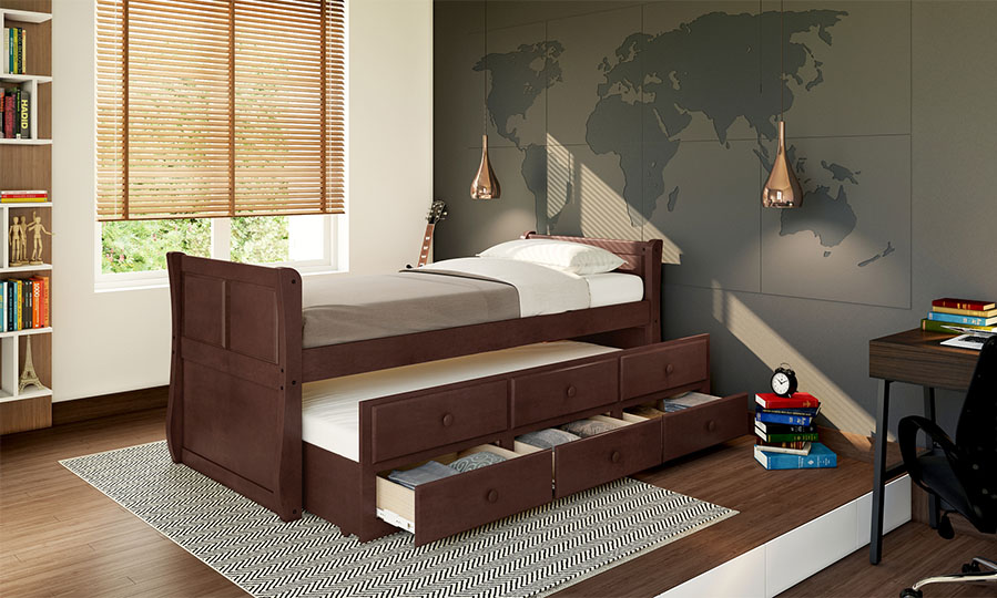 Trundle Beds Your Modern Space Saving Solution Life Is An Episode