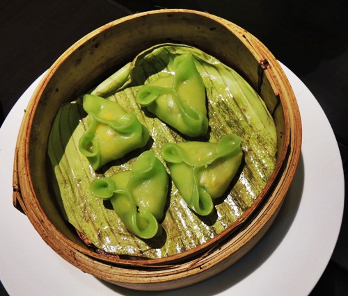 Water Chestnut Dumpling