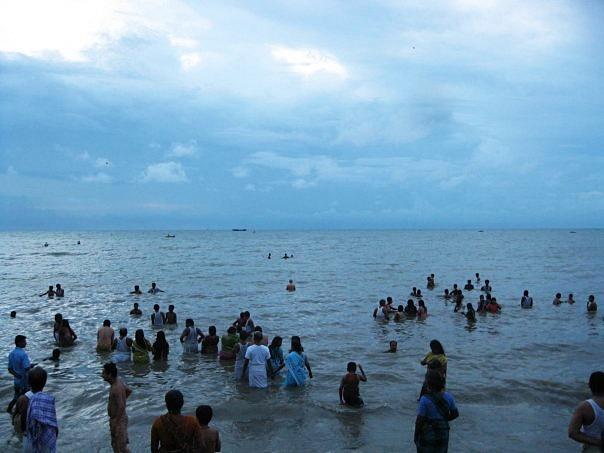 Rameshwaram 23 Bath -Agniteertham