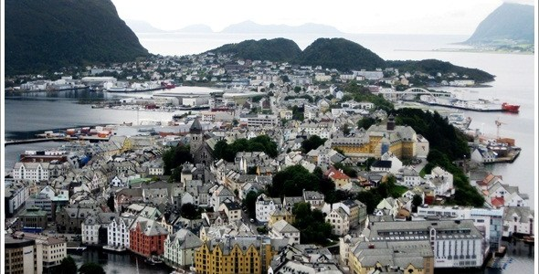 Picture Perfect Alesund (Norway)