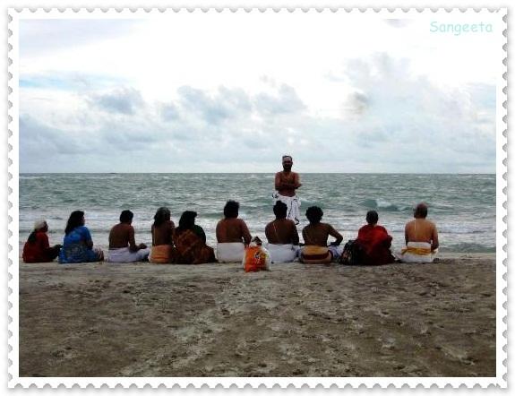 Dhanushkodi Prayer