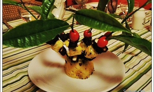 Tea Themed Dishes from Tea Nest in Coonoor