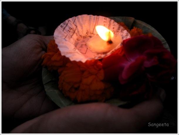 Boat Ride Varanasi Lamp
