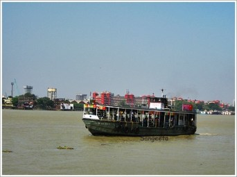 Kolkata Ferry