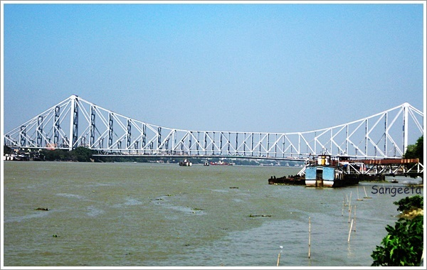 Kolkata Howrah Bridge