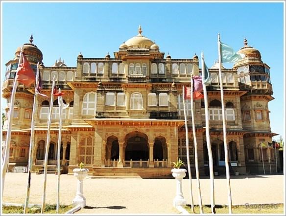 Mandvi Trip Vijay Vilas Palace