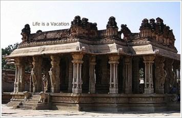 Hampi Vittal Temple