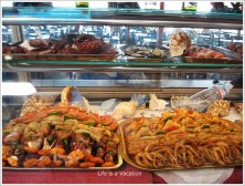 Nea Kameni Thirassia Sea Food