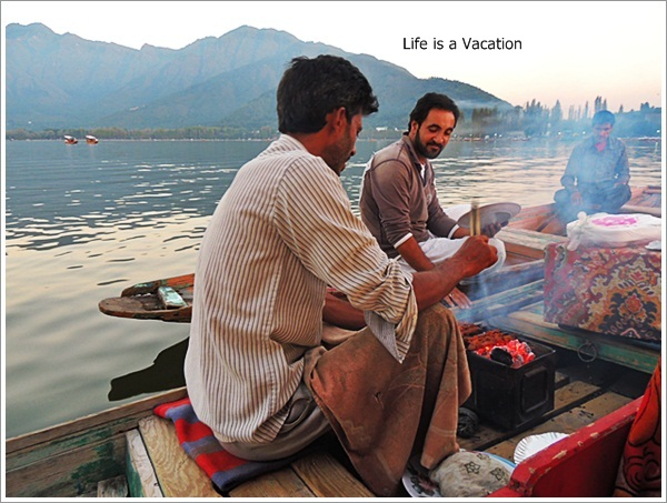 Dal Lake Kabab