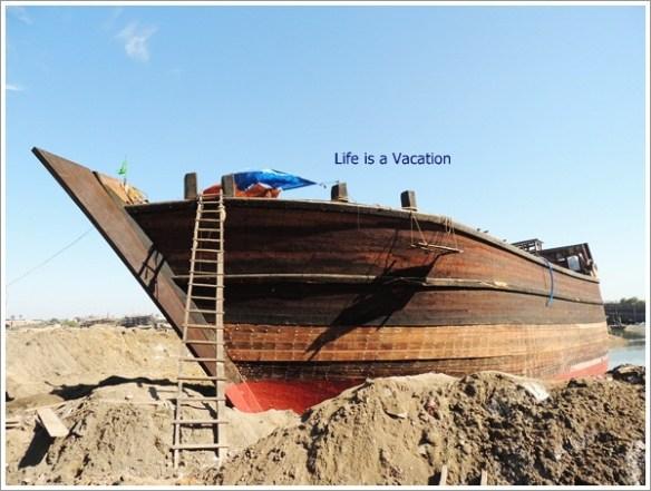 Mandvi Trip Ship Building Yard