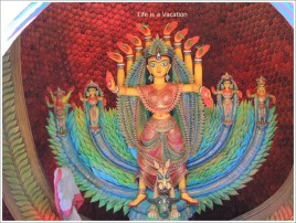 Durga 95 Pally Kolkata