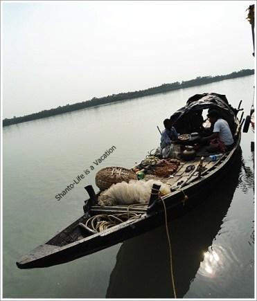 Sundarban Jhorkhali Fishing