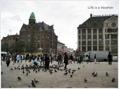 Amsterdam Dam Square