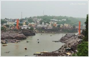 Omkareshwar-Hanging Bridge