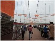 Omkareshwar-Jhula Bridge