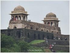 Mandu Roopmati Pavilion