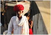 Pushkar Fair Rajasthan Man