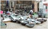 Pushkar Mela Fair 2014 Rajasthan Utensil