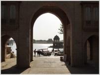 Jaisalmer Gadsisar Tilon Gate