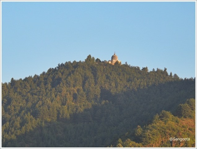 Srinagar Shankaracharya Temple