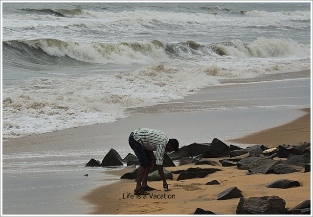 Beach Hopping in Kerala-Cherai