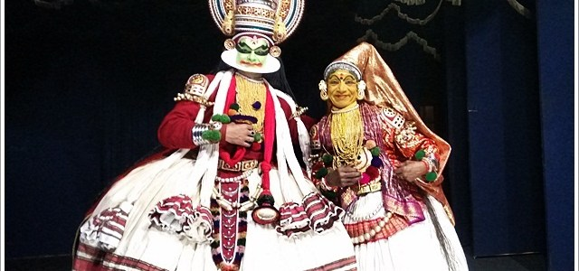 Tryst with Kerala Dance Forms; Greenix, Kochi
