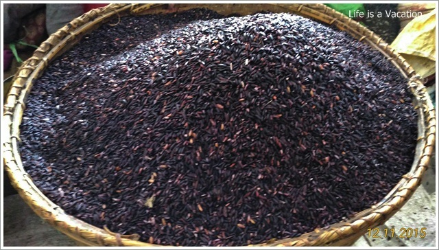 Black Rice from Manipur
