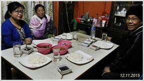 Manipur Meitei Family Dinner
