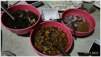 Manipur Cuisine Meitei Fish Curries