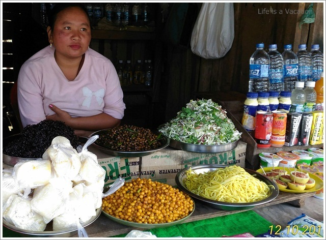 Manipur Road Side Food Stall