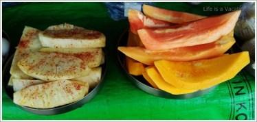 Manipur Street Food Fruits