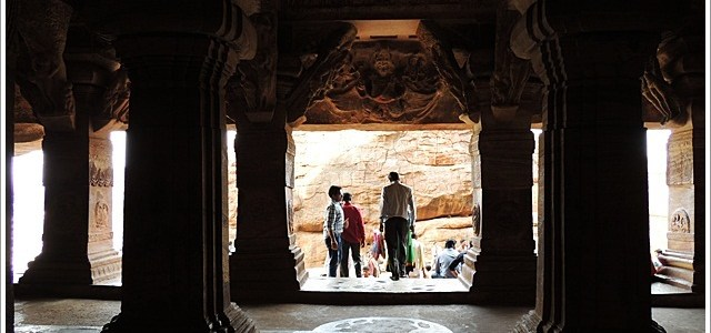 Around the 1500 Year Old Badami Caves