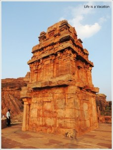 Badami Fort Trek Lower Shivalaya