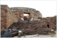 Badami Fort Trek Auditorium