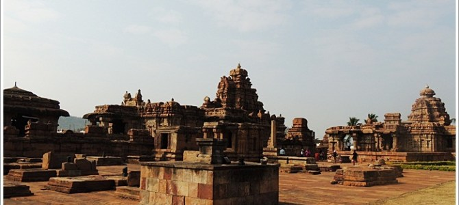 Pattadakal ~ Masterpieces of Chalukyan Architecture