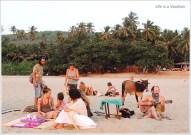 Gokarna Kudle Beach