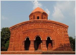 Guptipara-Kalna-Ramchandra-Temple