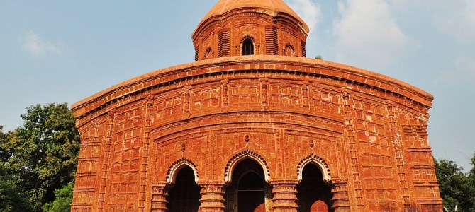 Poetry in Terracotta – Guptipara Temples
