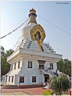 Dehradun-Buddhist-Temple