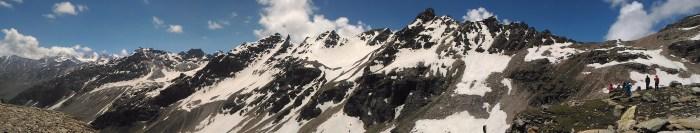Rupin Pass Range