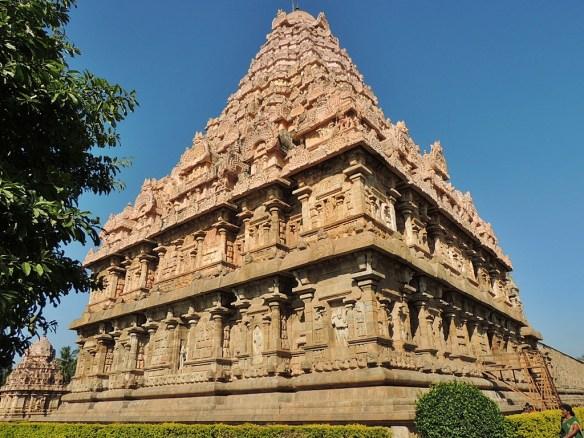 Great Living Chola Temple-Gangaikondacholapuram