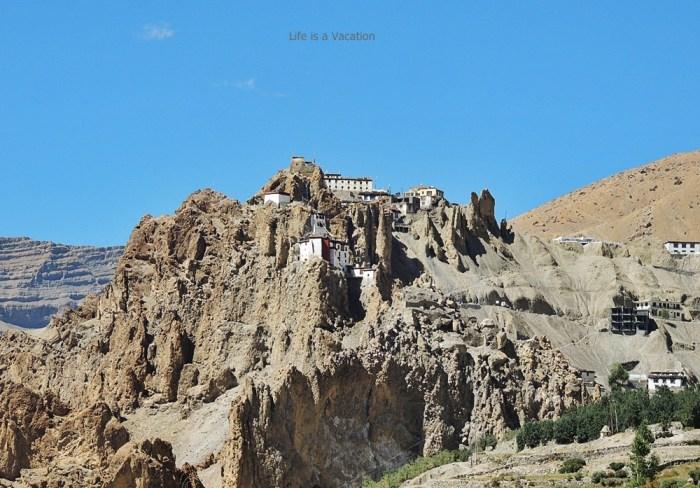 Spiti Dhankhar Monastery