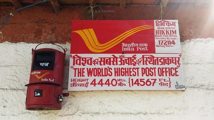 Hikkim Post Office