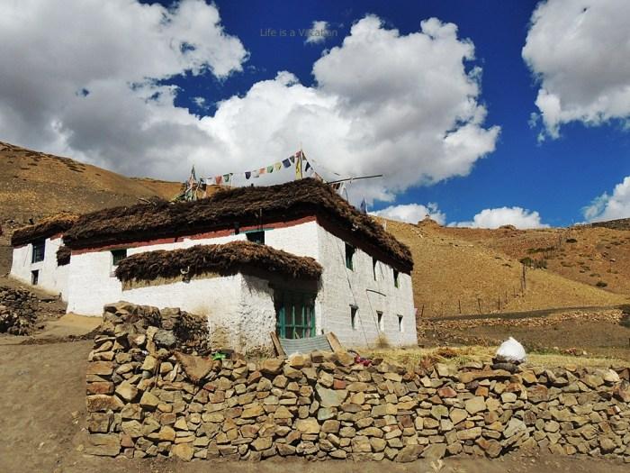 Spiti Village