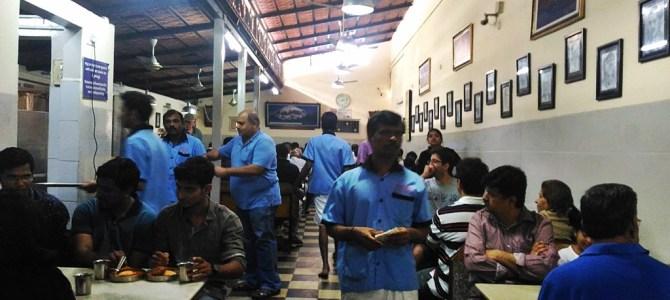 "Heritage breakfast in ""Vidyarthi Bhavan"" Bangalore"
