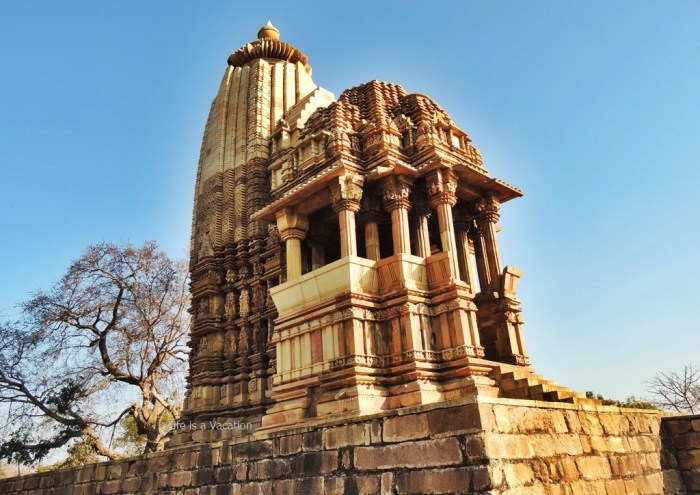 Southern Group of Temples in Khajuraho - Chaturbhuj