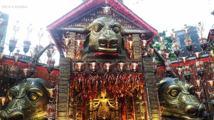 10 Best Kolkata Durga Puja 2016-Tridhara