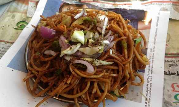 Foodies Guide to Shillong-Noodles